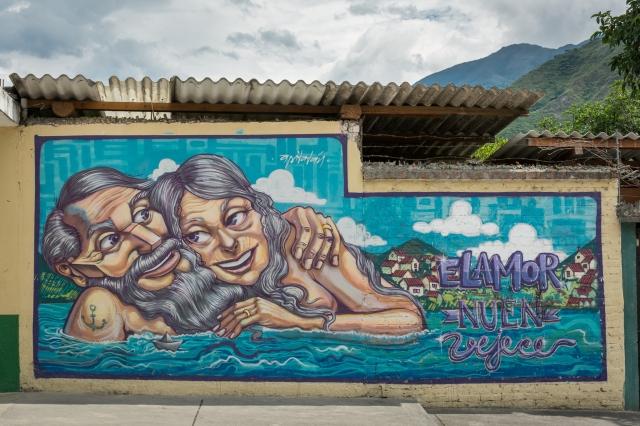 Vilcabamba day 1-18